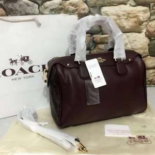 NEW Coach Speedy Doctors Bag (free shipping)