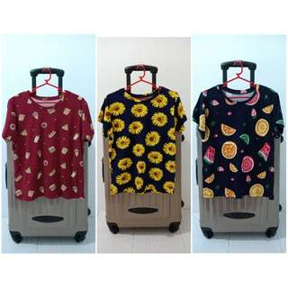 OnSALE!! Printed t-shirt for ladies