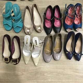 Shoes/Flat/Wedges/Heels/Pumps Various Brands  #letgo50