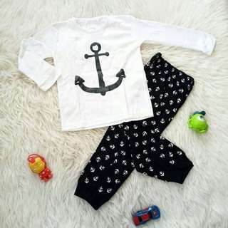 Anchor Pyjamas
