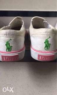 Original Kids Polo Ralph Lauren shoes/slip ons