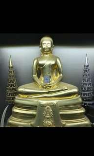 Very Huge Bucha Wat Sothorn H21 lap12 Luang Por Sothorn Bucha