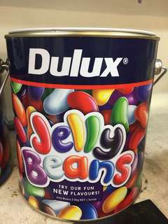 Dulux Jelly Beans tin