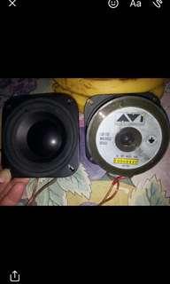 AVI sound 4inch speaker