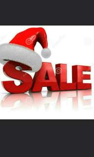Special Discounts and Marked Down Prices! !