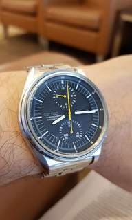Seiko 6138-3002 'Jumbo' automatic chronograph