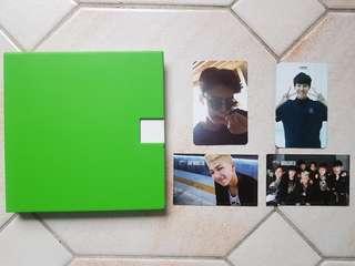 BTS & EXO Album/Photocards