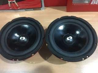 CDT speaker 6.5inch