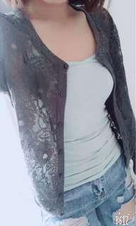 Hollister laces jacket