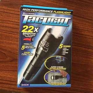 Taclight - High Performance Flashlight