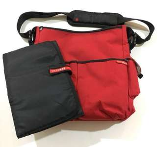 Skiphop Duo Essential diaper bag