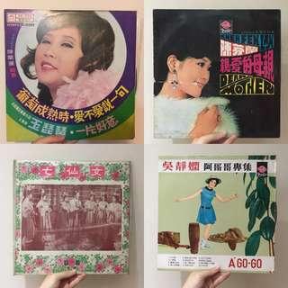 🚚 黑膠唱片-華人🎶
