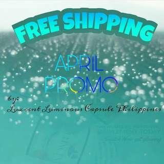 FREE SHIPPING! LUXCENT LUMINOUS CAPSULE!