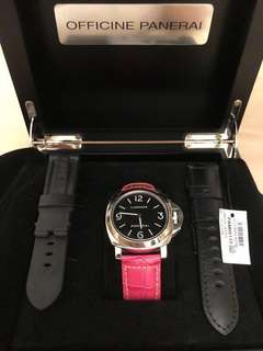 Panerai Pam 112, full set dated 2012 from Sincere watches