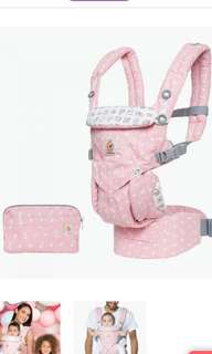 Ergobaby classic omni 360 hello kitty limited edition