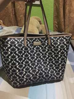 Authentic coach bag(free shipping na po)
