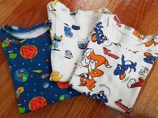 Assorted Shirts Set