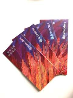 Schroders Red Packet