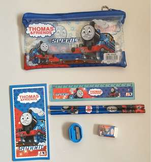 Thomas The Train stationery set. Great door gift