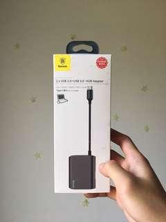 USB 3.0, and 2.0 USB-C HUB