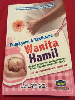Book for pregnancy