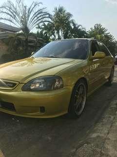 Honda Civic SiR 98