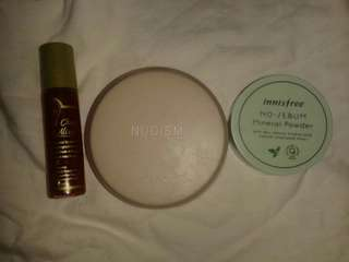 Makeup bundle / SWAP / negotiable price