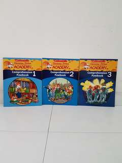 Geronimo Stilton Academy Comprehension Pawbook 1-3