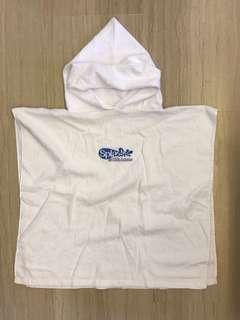Swimming hood towel