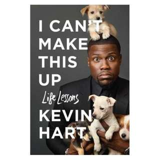 E-book English Book - I Can't Make This Up Life Lessons by Kevin Hart, Neil Strauss