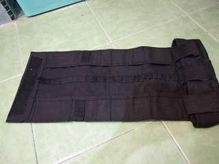 GoPro sjcam xiaomi rolling bag case