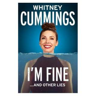 E-book English Book - I'm Fine...and Other Lies by Whitney Cummings