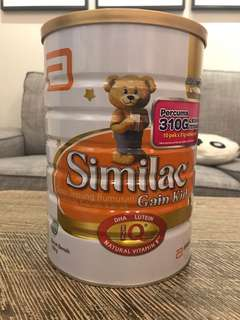 Similac stage 4