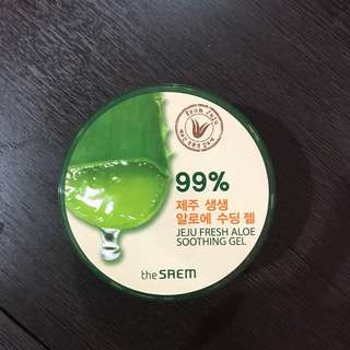The Saem Aloe Vera Shooting Gel