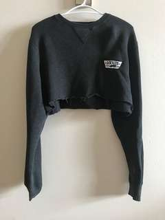 Vans Cropped Sweater