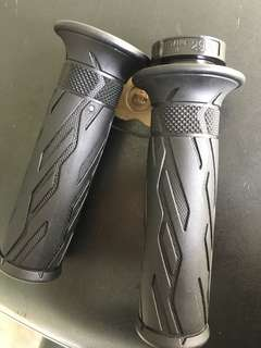 Hayabusa stock throttle handle grip