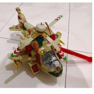 Latern helicopter