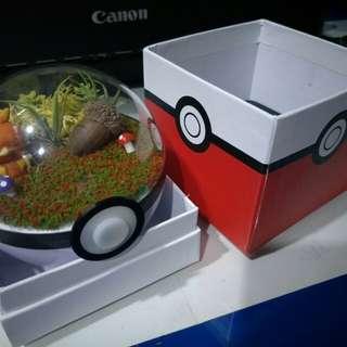 Pokemon Terrarium (torchic)