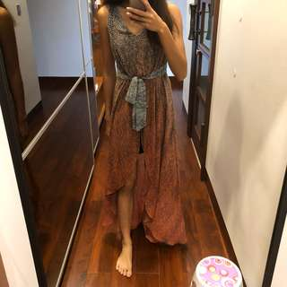 Guess Ombré Maxi Dress