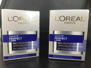 L'Oréal white perfect laser