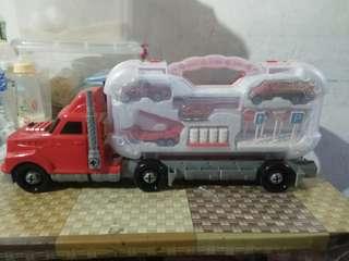 matel toy truck