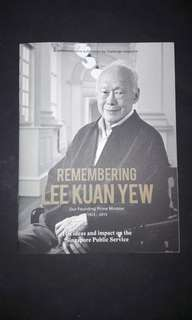 Remembering Lee Kuan Yew (A commemorative publication by Challenge magazine)