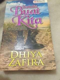 Novel Melayu Tertulis buat kita