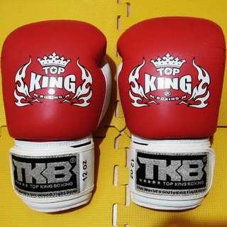 TOP KING 12安士泰拳拳套