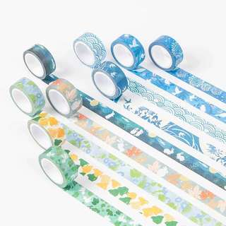 (PO) Tokyo Session Washi Tapes Part 2