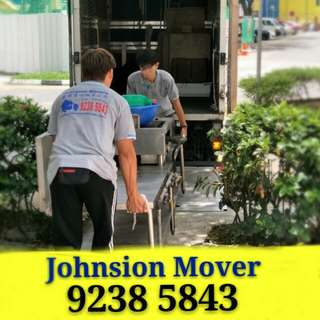 Professional experience moving services pls CALL 92385843 Johnson