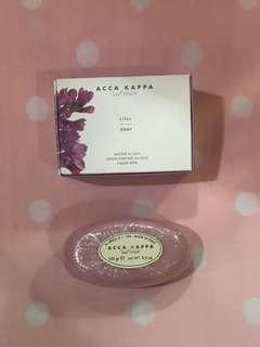 Acca Kappa Lilac Soap