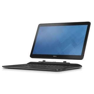 四核+8G記憶體+SSD 256G+WIN10中文/戴爾Dell Latitude 13 7350 13.3吋超大平板