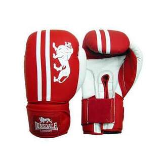 Lonsdale 12oz boxing gloves