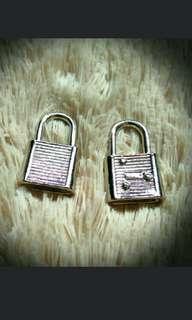 Locker charm (silver)